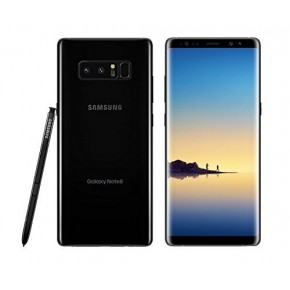 SAMSUNG GALAXY NOTE 8 64GB NEGRO LIBRE